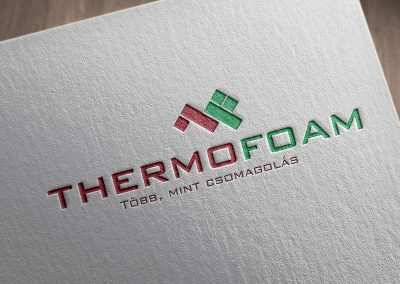 Thermofoam logó